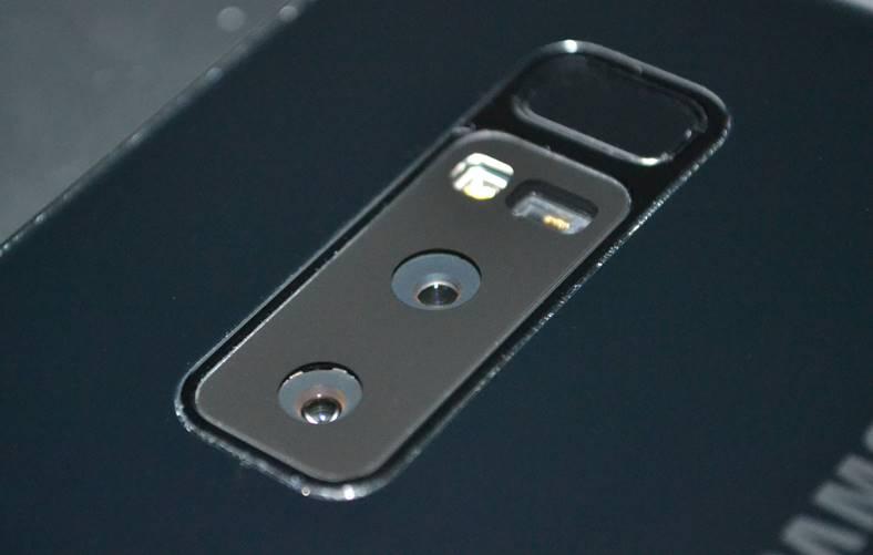 Samsung Galaxy Note 8 Camera iPhone 8 Plus