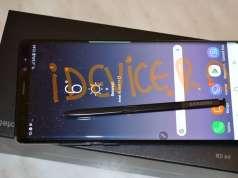 Samsung Galaxy Note 8 impresii stylus