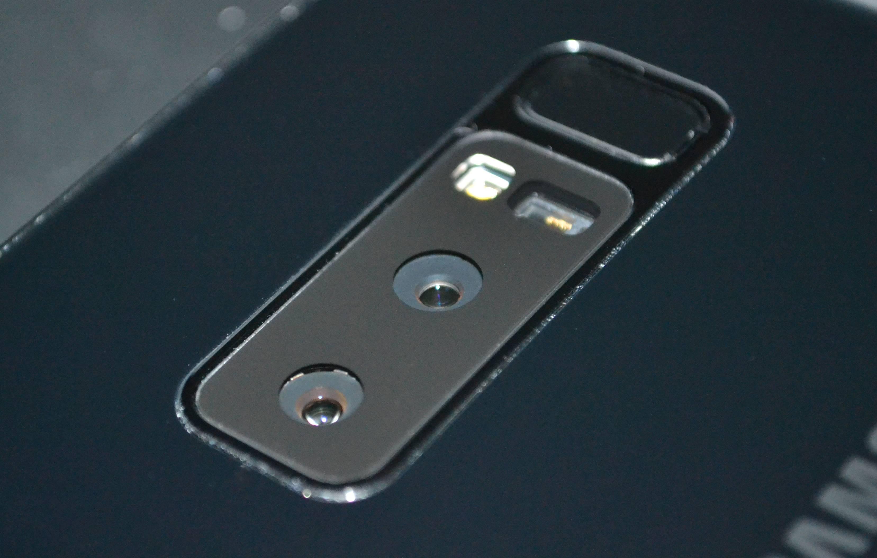 Samsung Galaxy Note 8 impresiile camera