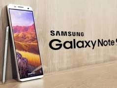 Samsung Galaxy Note 9 functie iphone x