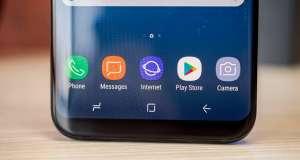 Samsung Galaxy S8 Primeste SMS