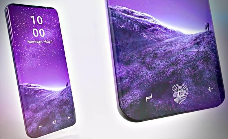 Samsung Galaxy S9 lansarea