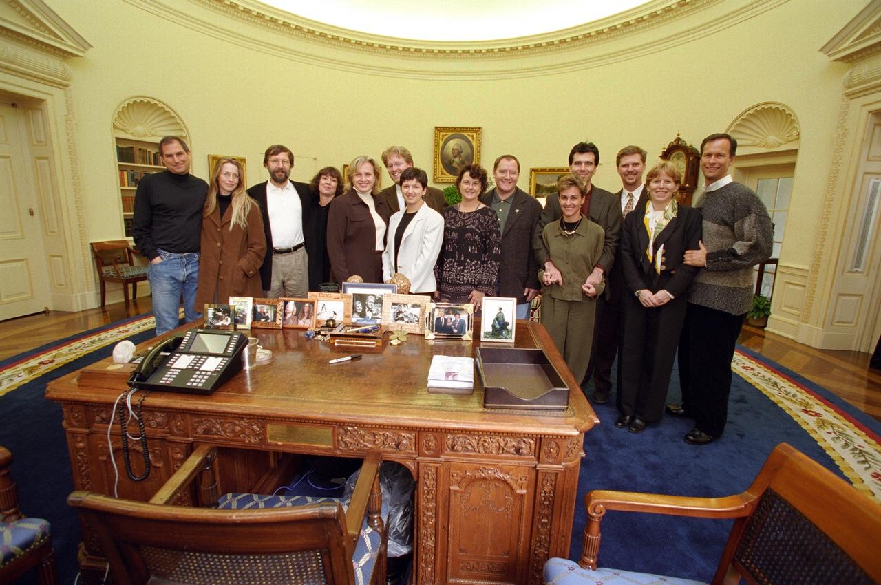 Steve Jobs consiliat presedinte 1