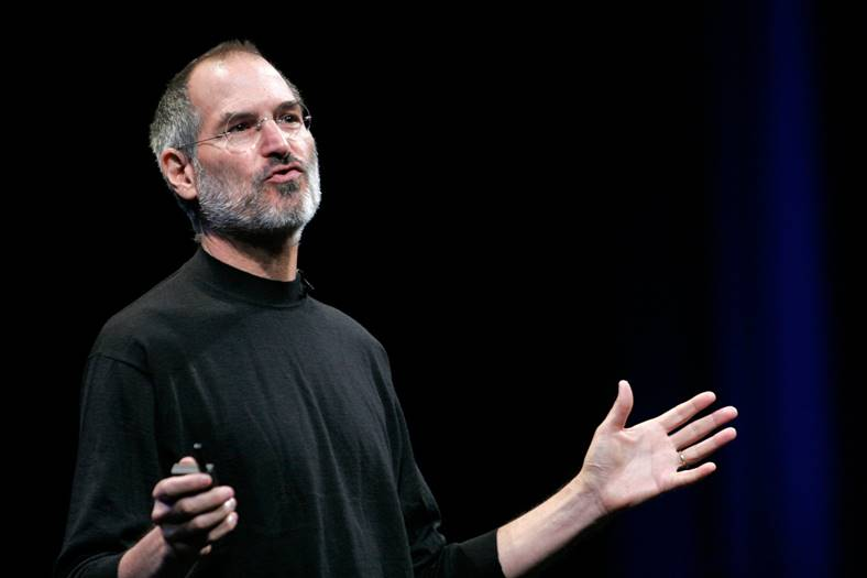 Steve Jobs consiliat presedinte