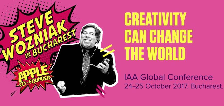 Steve Wozniak Romania