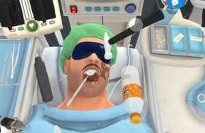 Surgeon Simulator chirurg iPhone iPad