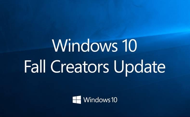 Windows 10 Fall Creators Update Lansarea