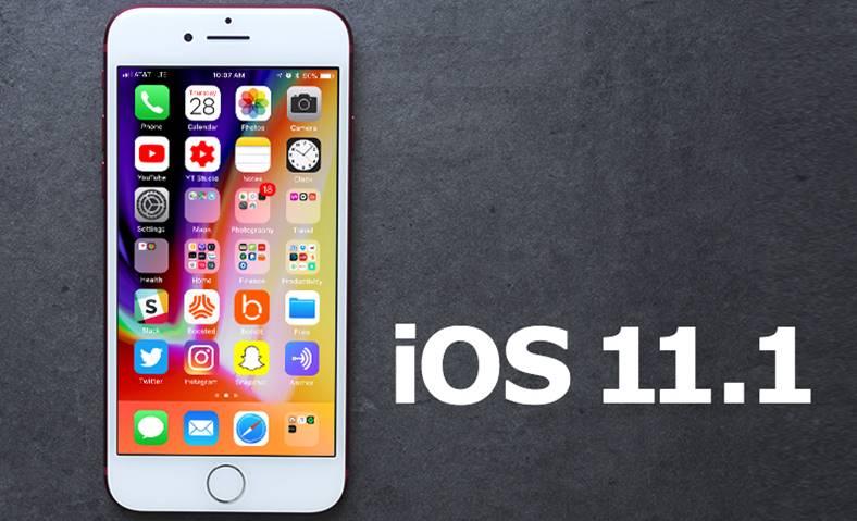 descarca ios 11.1 iphone ipad