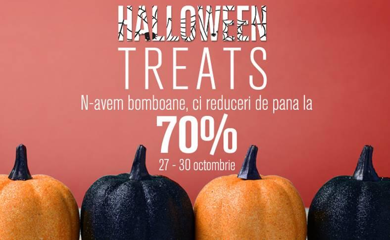 eMAG 28 octombrie Halloween Treats