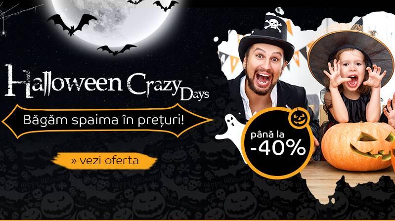 eMAG Halloween Crazy Days de Reduceri