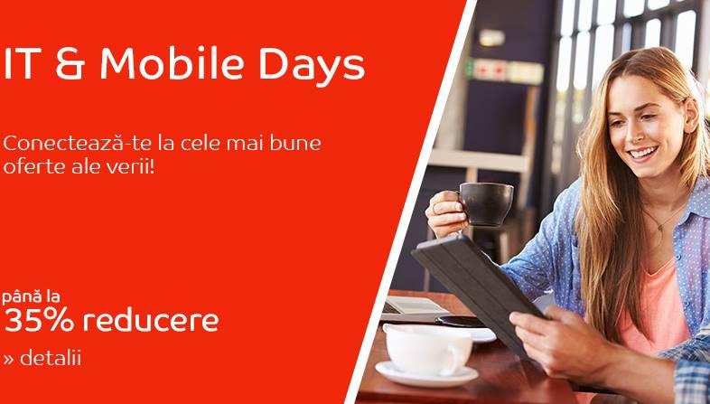 eMAG Reduceri IT Mobile Days Weekend