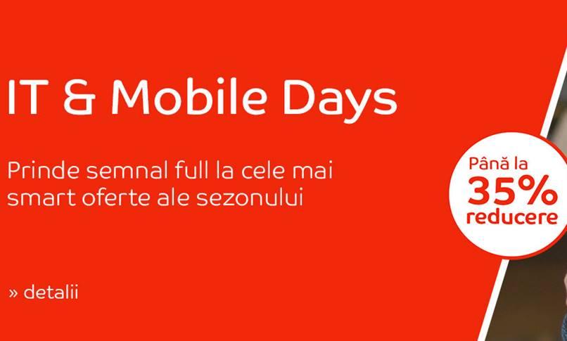 eMAG Reduceri IT Mobile Days