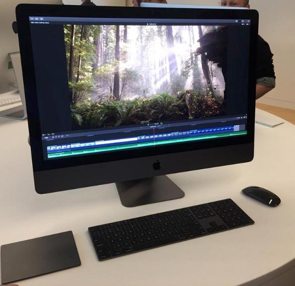 iMac Pro imagini 3