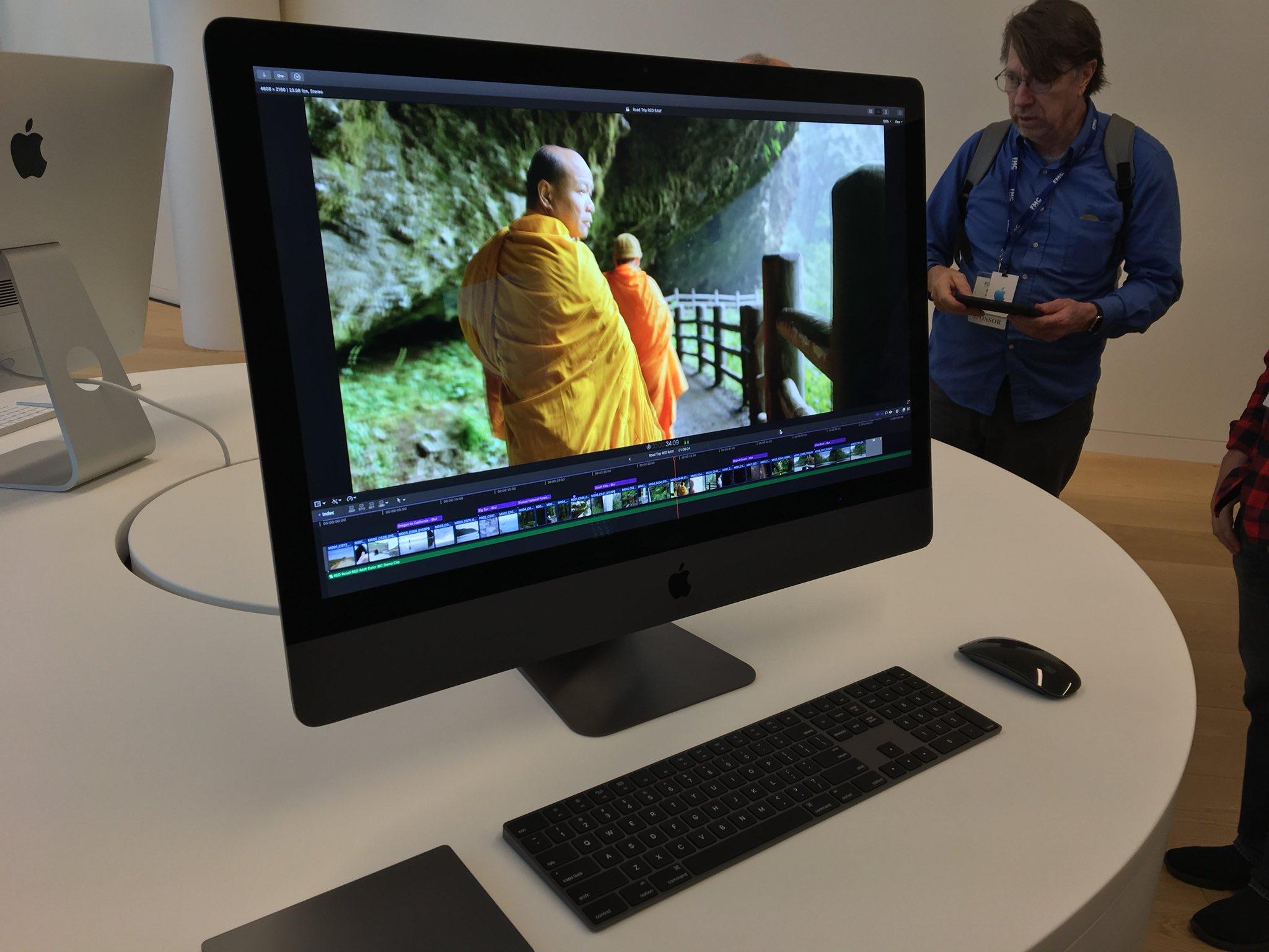 iMac Pro imagini