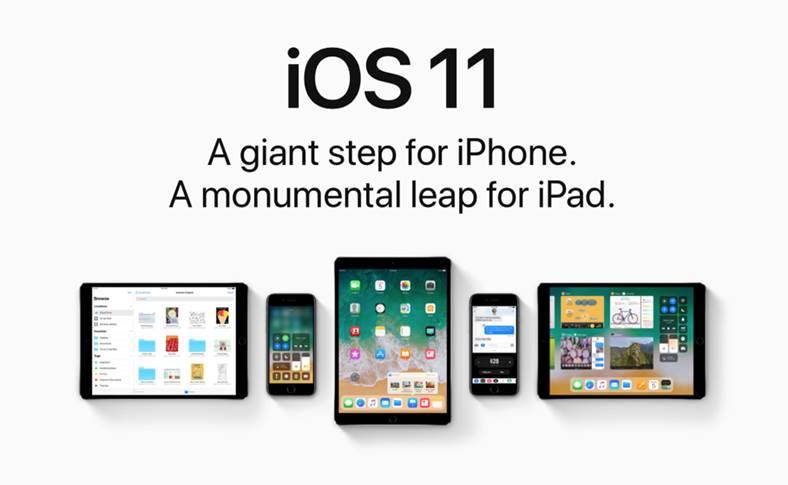 iOS 11 Rata Adoptie 2 Saptamani