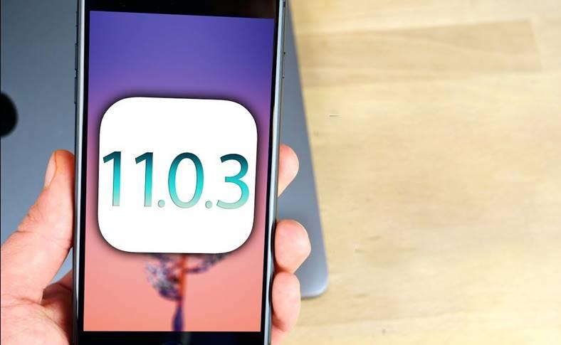 iOS 11.0.3 autonomia