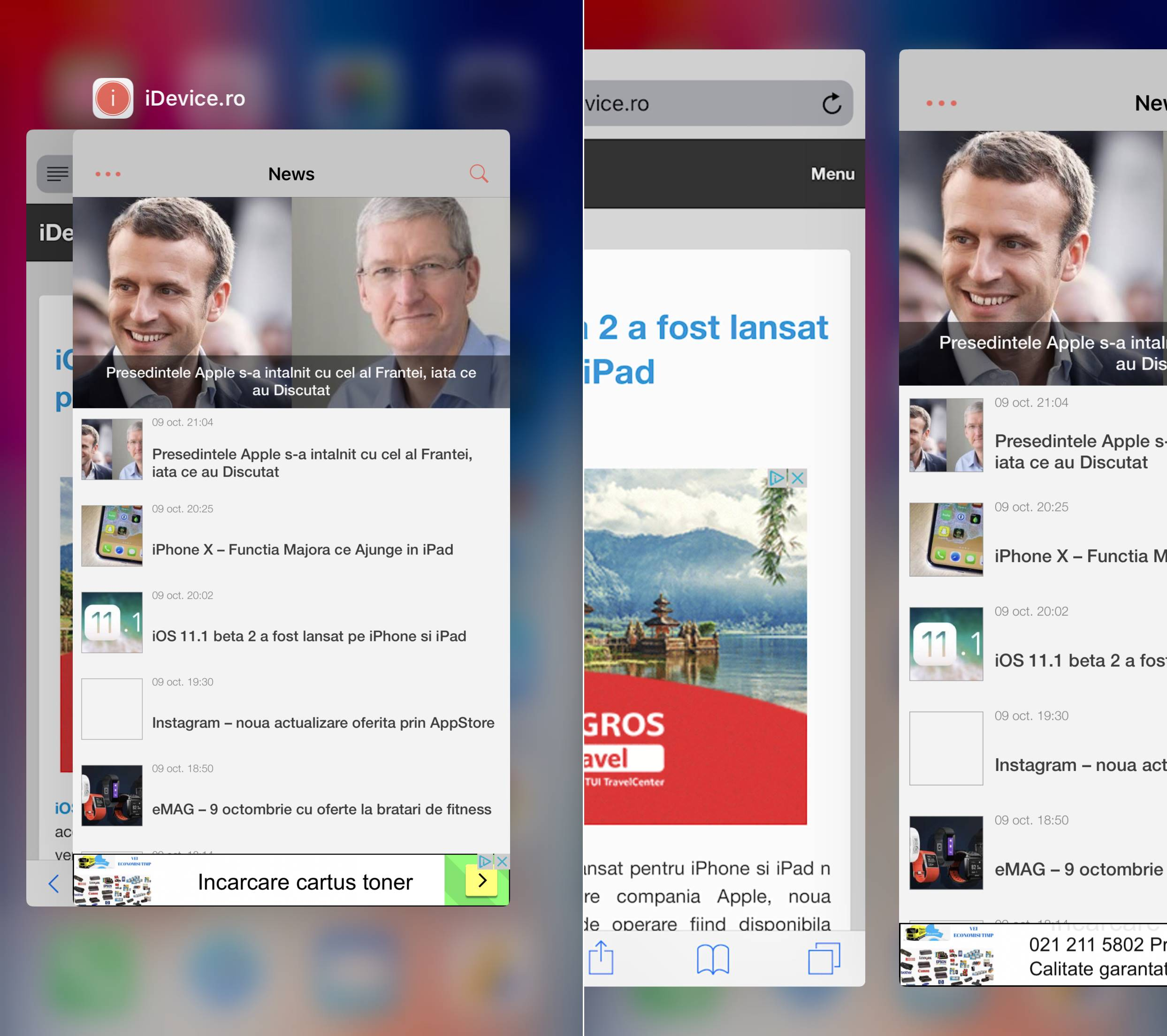 iOS 11.1 beta 2 Functie Utila iPhone 1