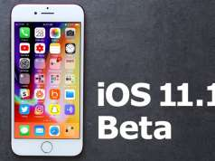 iOS 11.1 beta 3 iphone