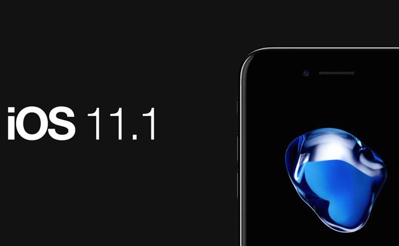 iOS 11.1 beta 3 noutati