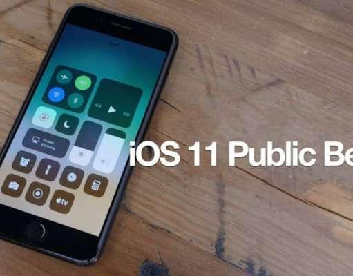 iOS 11.1 public beta 5