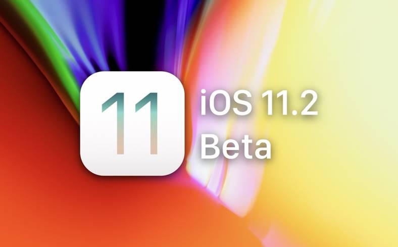 iOS 11.2 Beta 1 noutati