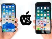 iPhone 6S transformat iPhone X