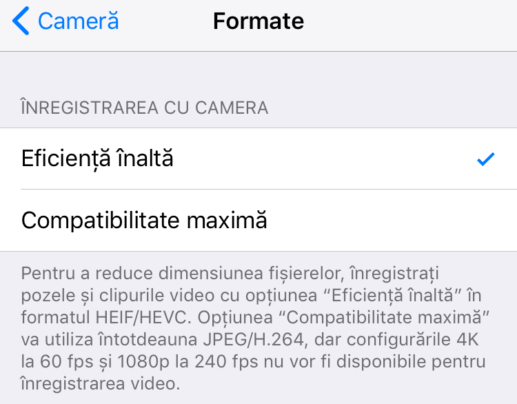 iPhone 8 Functii Limitate Apple