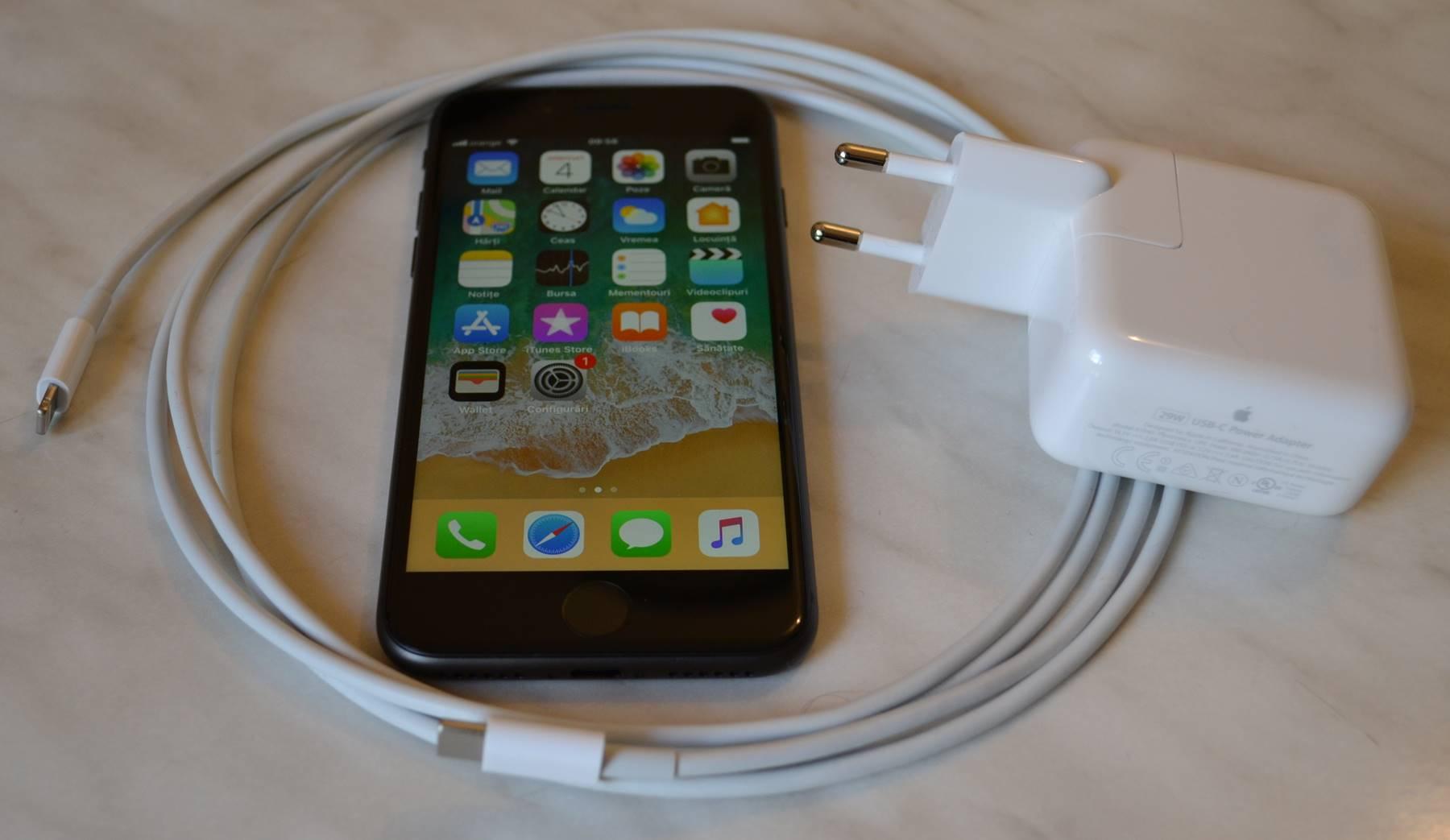iPhone 8 Incarcarea Rapida Parere 1