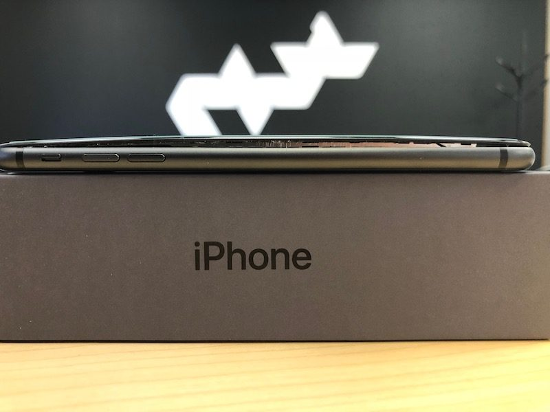 iPhone 8 Plus Problema Baterii Umflate 2