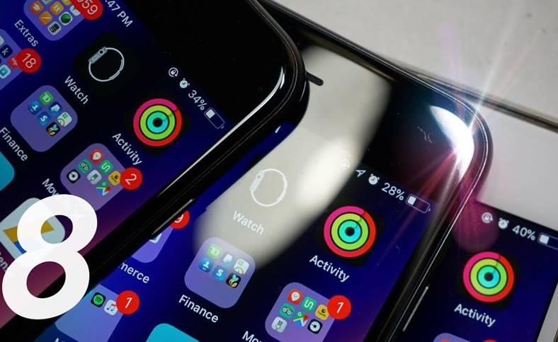 iPhone 8 Plus Telefon Buna Autonomie Bateriei