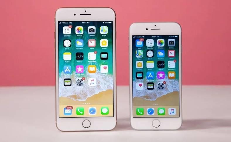 iPhone 8 Productia Apple