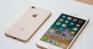 iPhone 8 Samsung Apple
