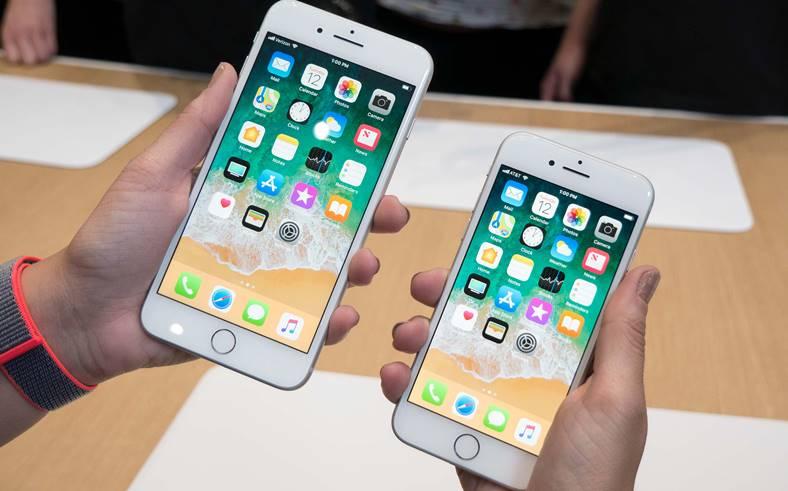 iPhone 8 vanzari anemice