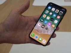 iPhone X Apple gresi