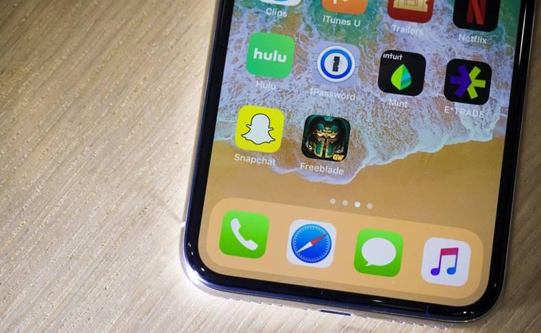 iPhone X Functia Majora iPad