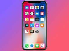 iPhone X Orange Lanseaza