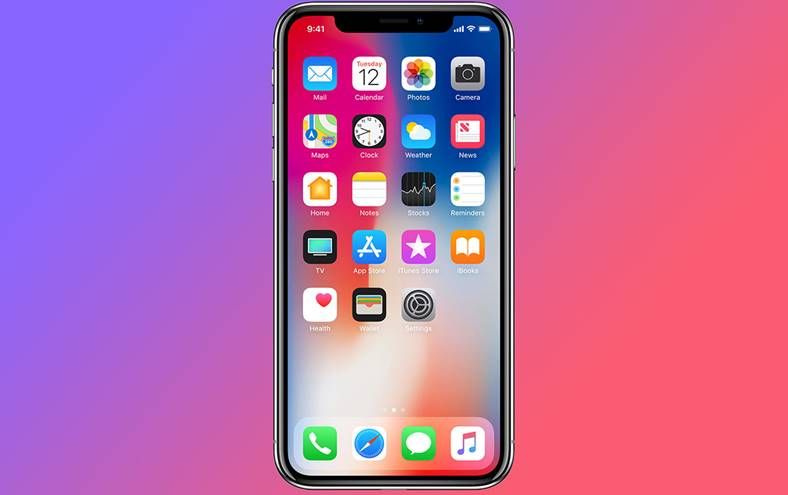 iPhone X Orange Lanseaza