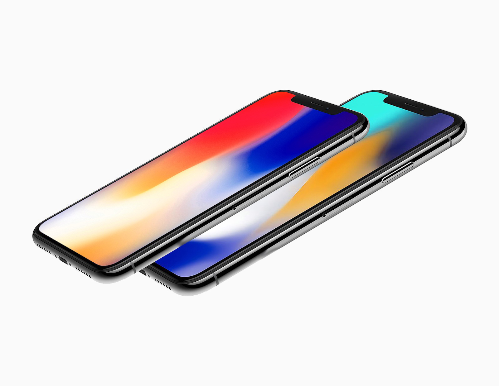 iPhone X Plus concept ecran 6.4 inch 2
