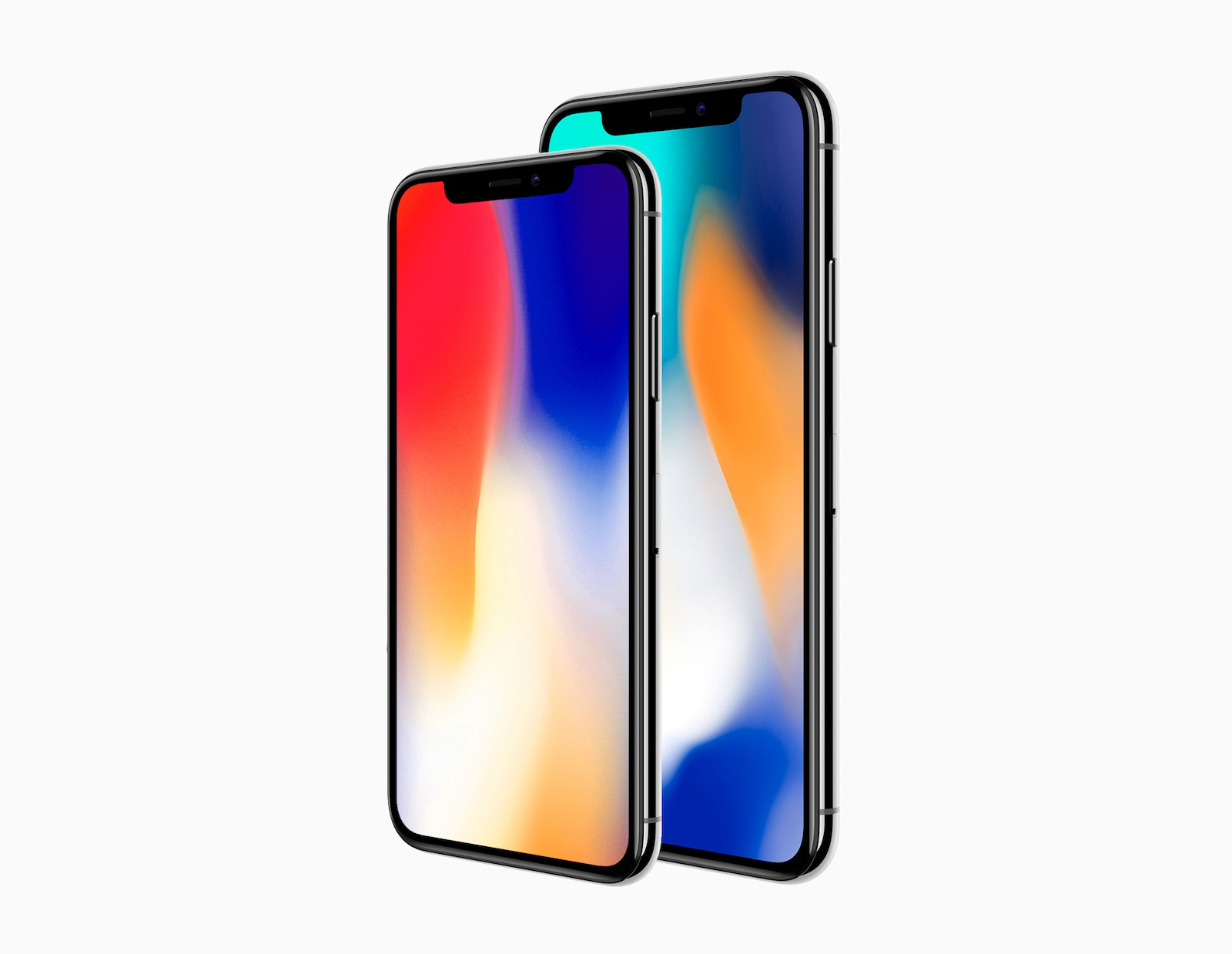 iPhone X Plus concept ecran 6.4 inch 3