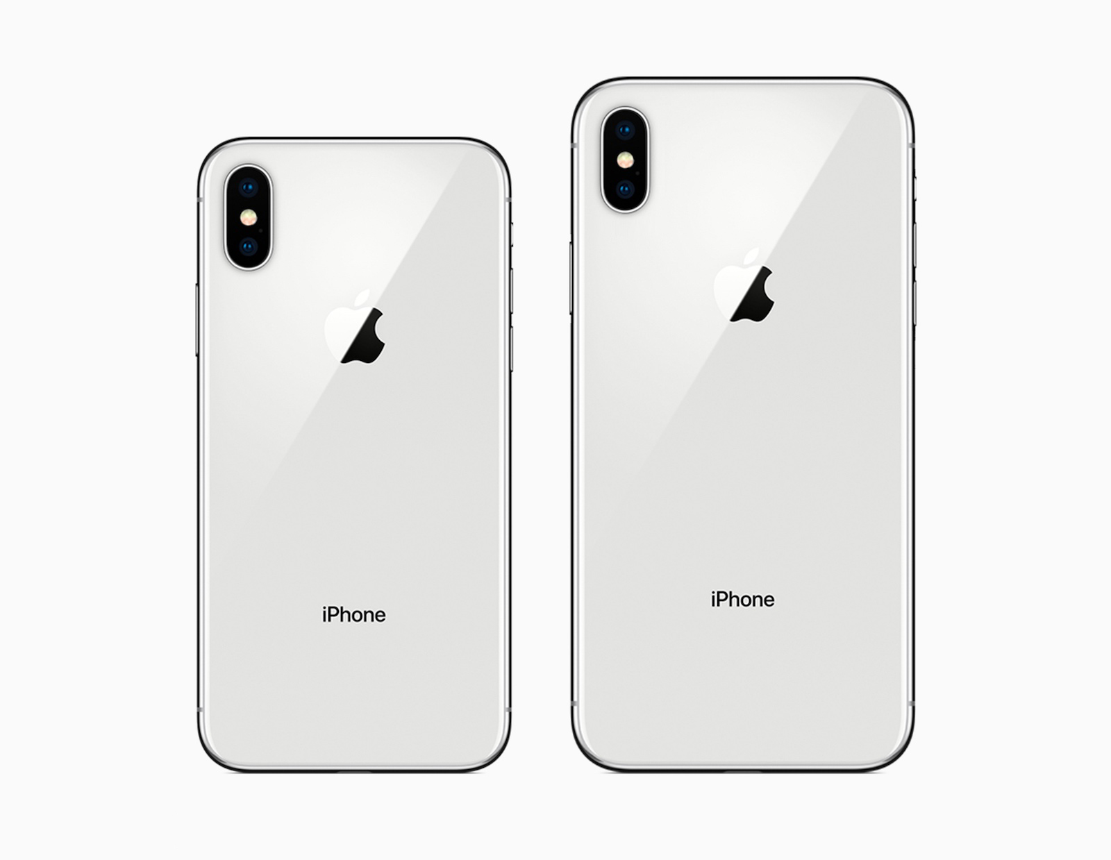 iPhone X Plus concept ecran 6.4 inch 1