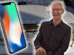 iPhone X Presedintele Apple