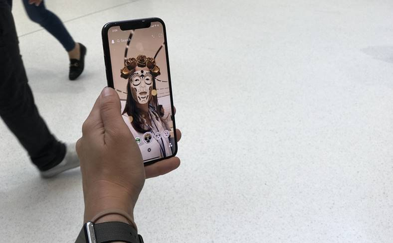 iPhone X Touch ID