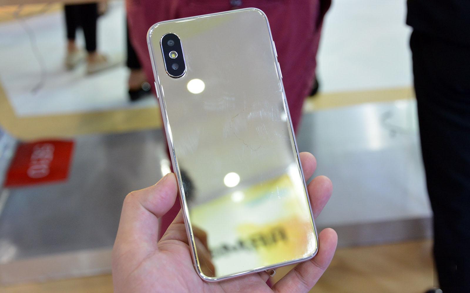 iPhone X clone 1