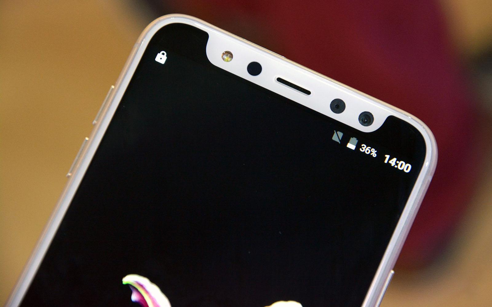 iPhone X clone 2