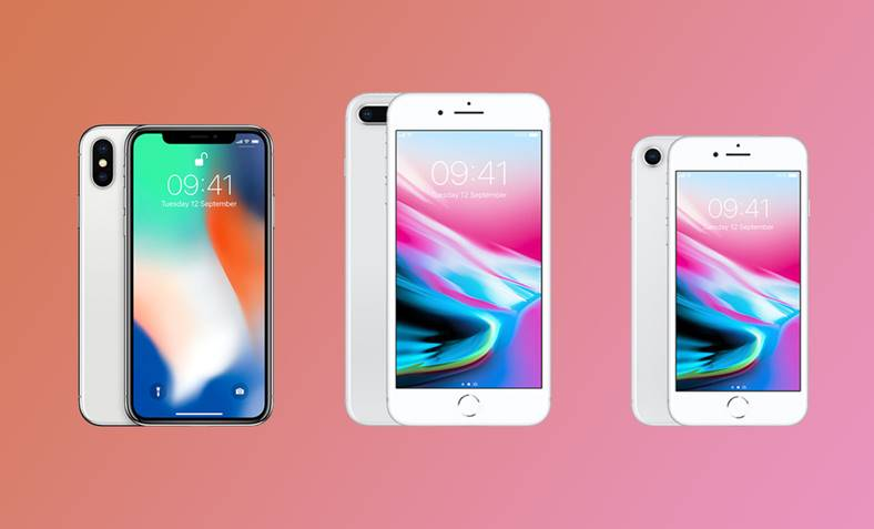 iPhone X creste vanzari iPhone 8
