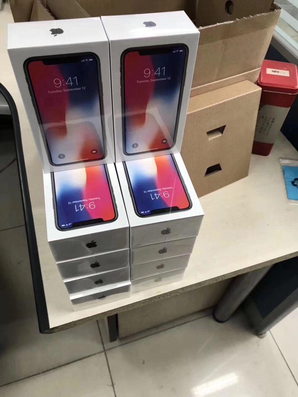 iPhone X cutie depozit 2