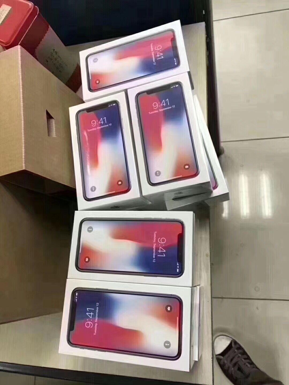 iPhone X cutie depozit 3