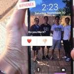 iPhone X negru imagini 1