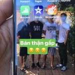 iPhone X negru imagini