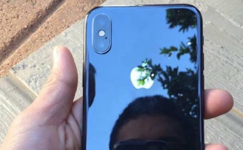iPhone X negru imagini feat